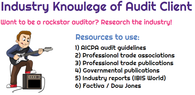 how to understand your audit client